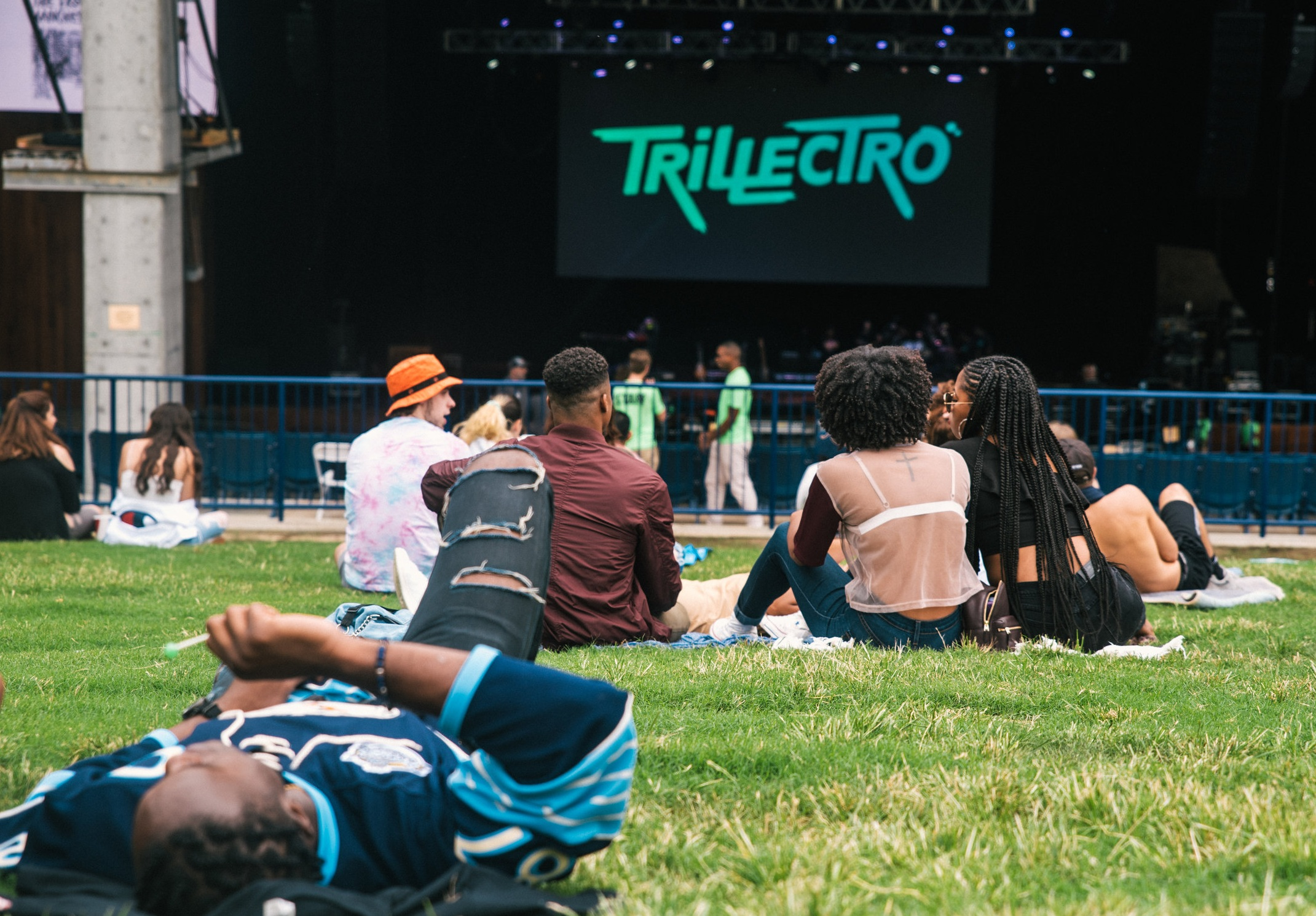 Trillectro @ Merriweather Post Pavillion | 09.22.18 →