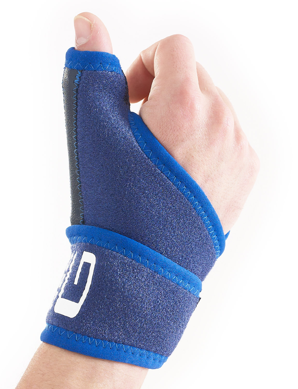 880 - THUMB BRACE  It helps encourage the correct alignment of the carpal and thumb joints and helps with inflammation and pain, from joint overuse.