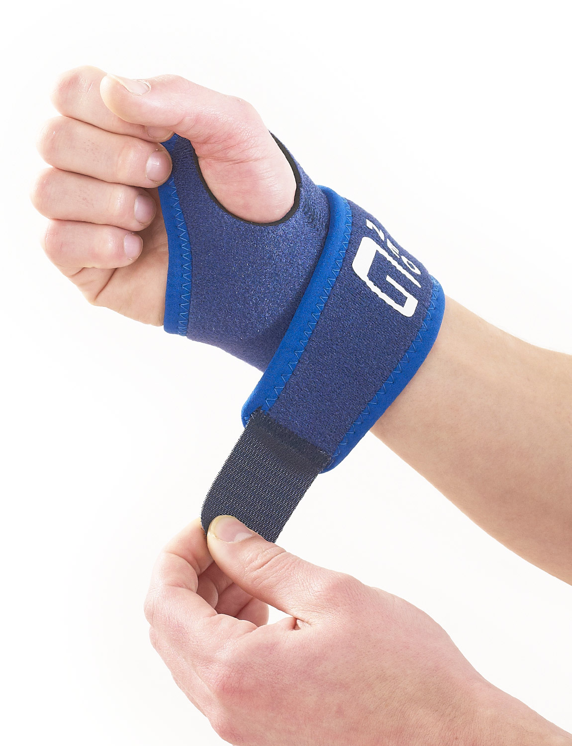 882 - WRIST SUPPORT   It can help to manage pain caused by joint or tendon overuse in the wrist or thumb.