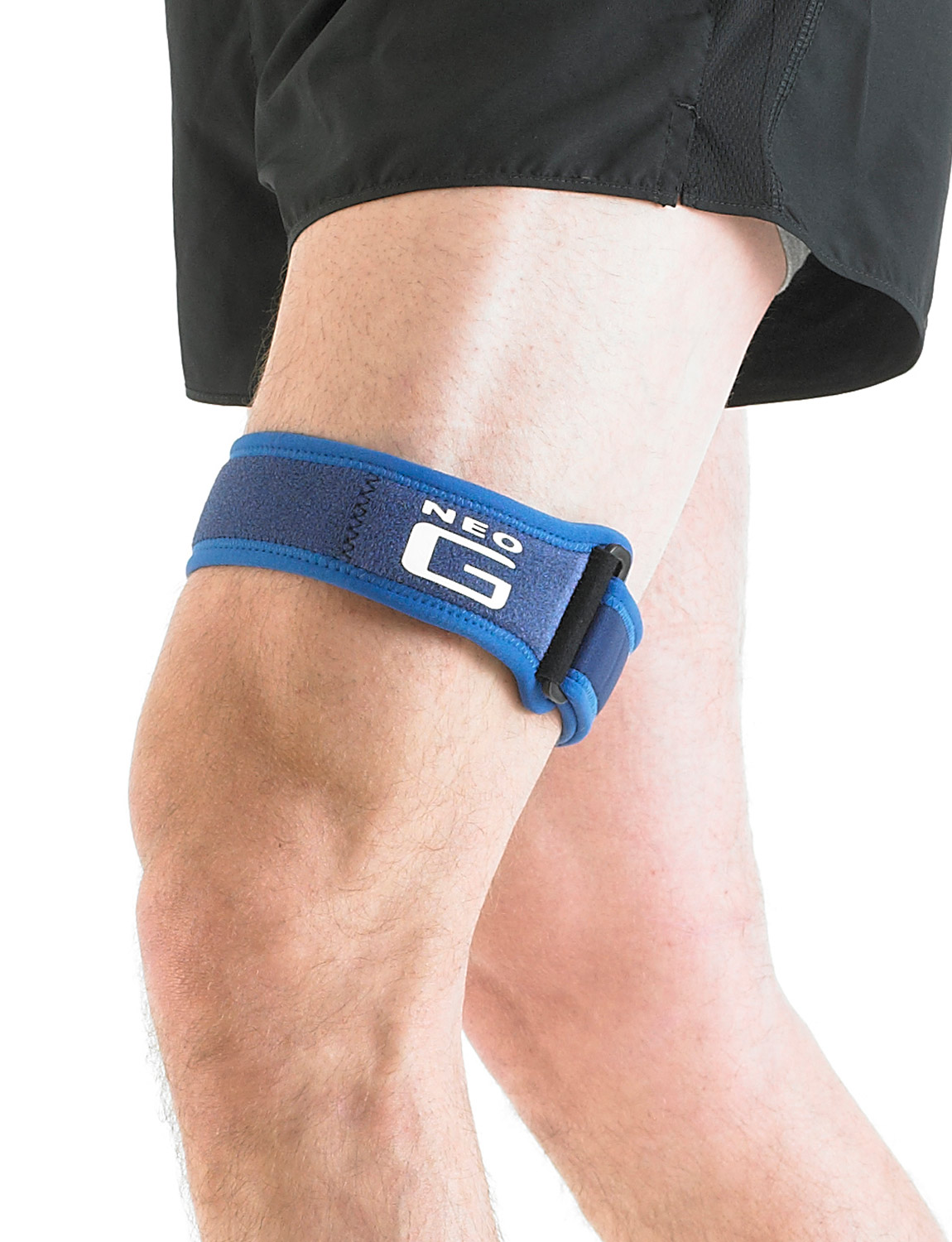 876 - ITB STRAP  The ITB strap has been specifically designed to ease the lateral knee pain caused by Iliotibial Band Friction Syndrome (ITBS) commonly found in runners.