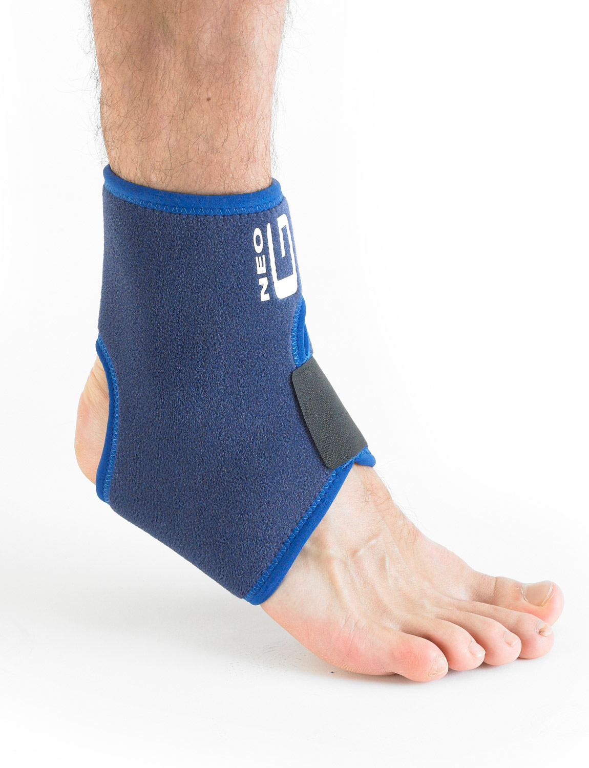 887V - ANKLE SUPPORT  Helps to reduce excessive planterflexion as well as inversion and eversion of the ankle all of which are associated with ligamentous injuries and instability of the ankle.