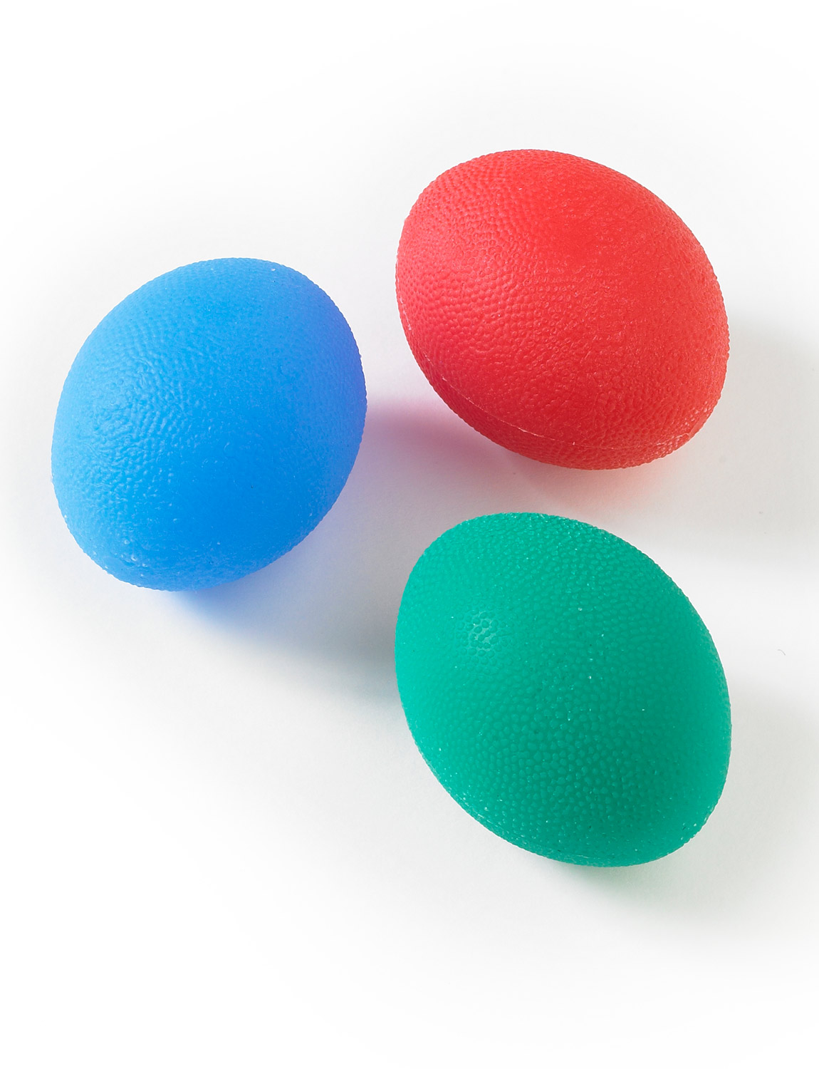 560 - HAND REHABILITATION SILICONE BALL  A one size device that is available in three different resistances to help promote progressive strengthening, increased function, grip and mobility in the hand, wrist and forearm.