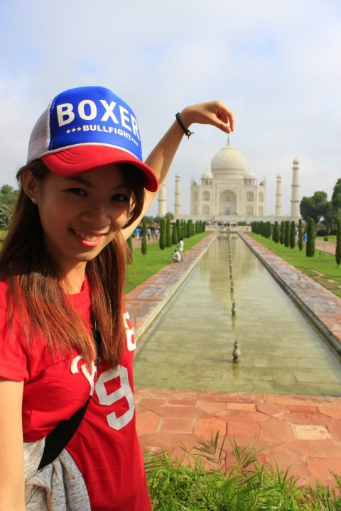 Witness the Majestic Taj in India