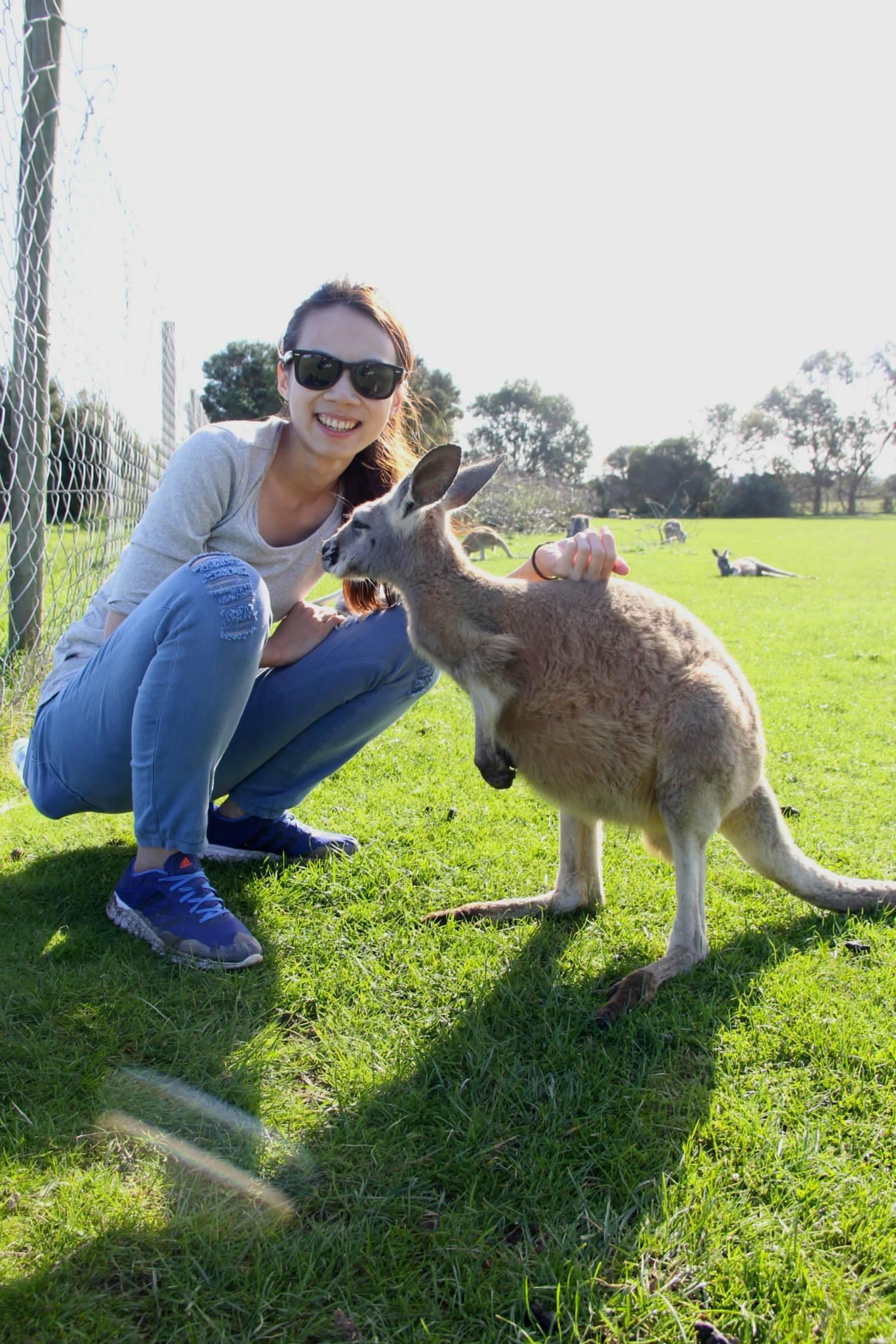 Meet Friend Kang. in Australia