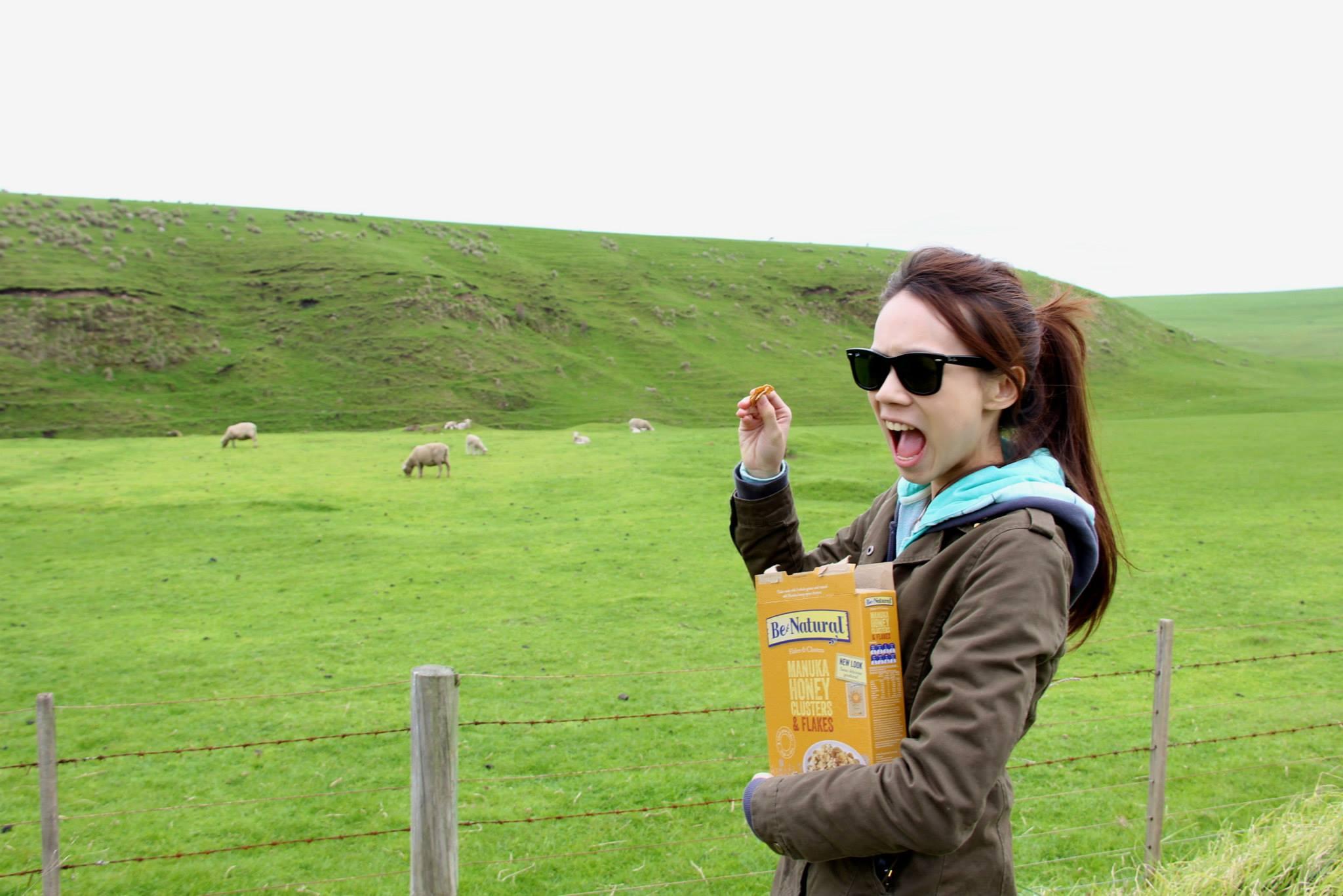 Enjoy Cereal in Great Ocean Road