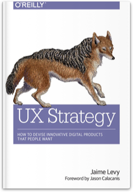 《UX策略:設計讓人夢寐以求的創新數位產品》