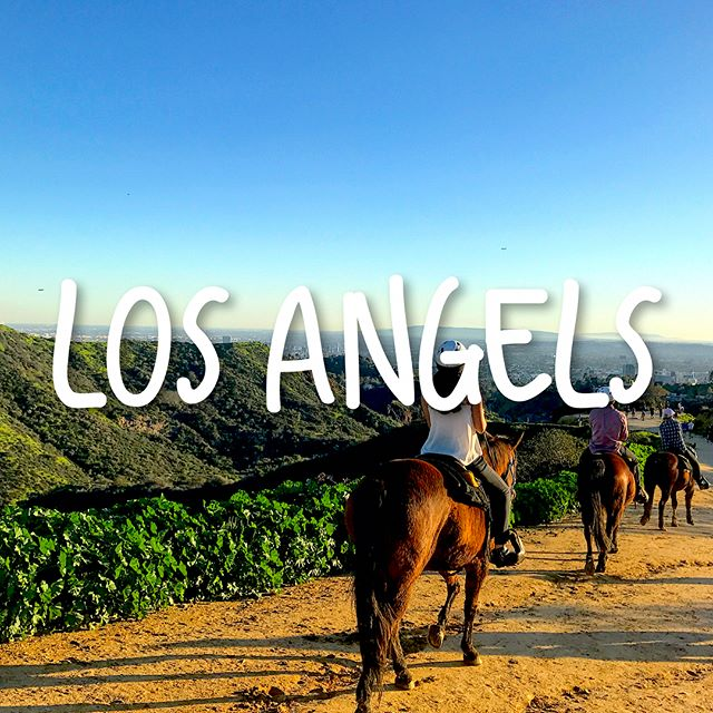 🇺🇸Los Angels 10 things  1⃣ 🐴 Ride a Horse @HollywoodHills 2⃣ 🌯 Eat @GrandCentralMarket 3⃣ 🏠 Stay a Awesome #Airbnb 4⃣ 👟 Strolling @SantaMonica  5⃣ 🥗 Try Organic Yummy @malibufarm  6⃣ 🌴 Shoot Dope Pics @BeverlyHill 7⃣ ⚡️ Visit Wizarding World  8⃣ 👛 Shopping at #AbbotKinney Street 9⃣ 🌅 Enjoy Sunset by the Pier 🔟 🥘 Having Korean BBQ for Dinner  #designerwhotravel #losangels #us #meettheworld #creativeminds #designer #creative #nomad