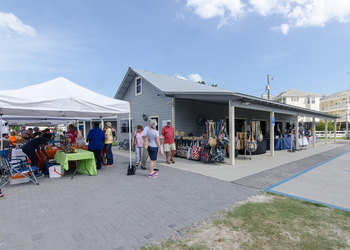 Bay Creek Arts Market
