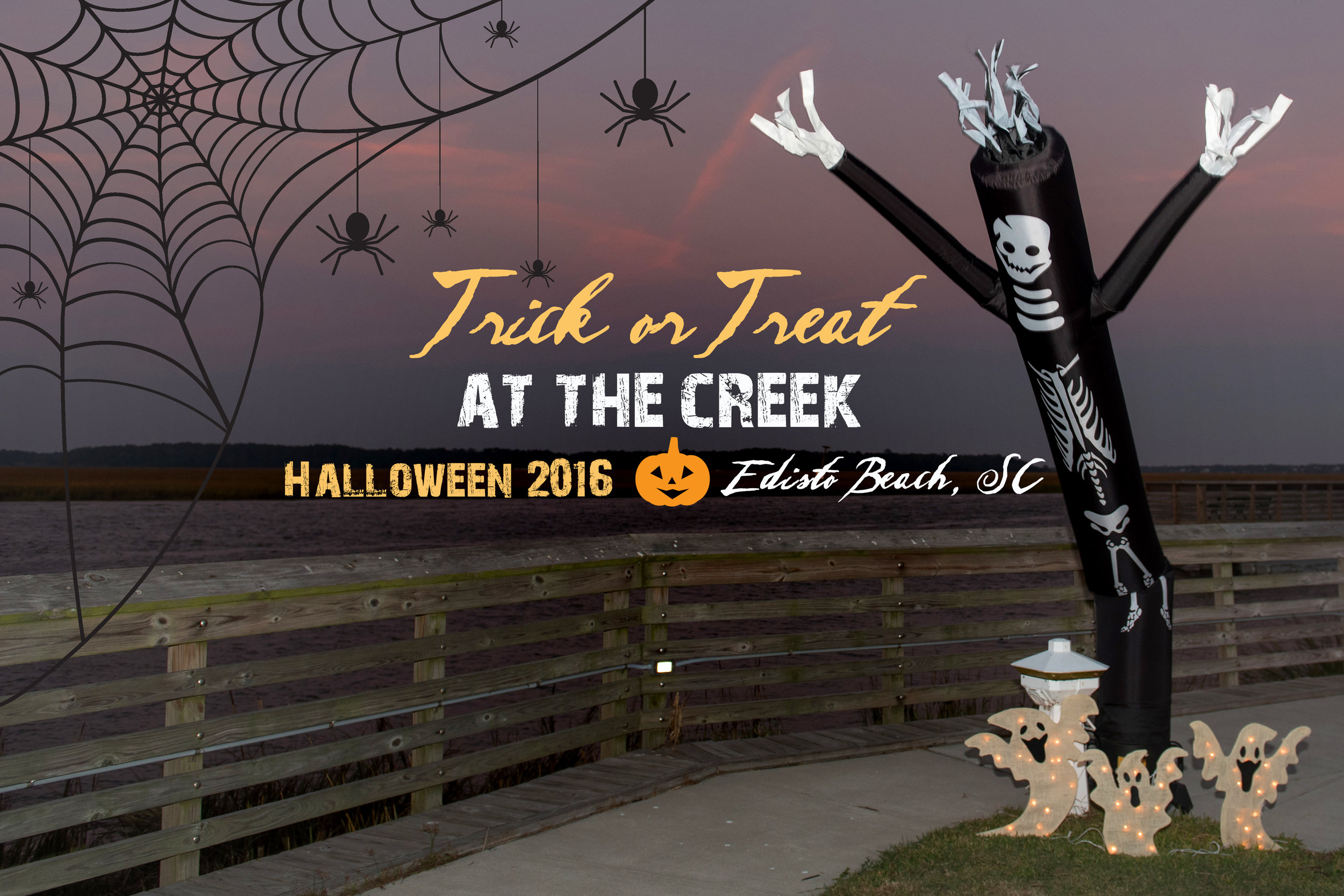 Trick or Treat at the Creek 2016