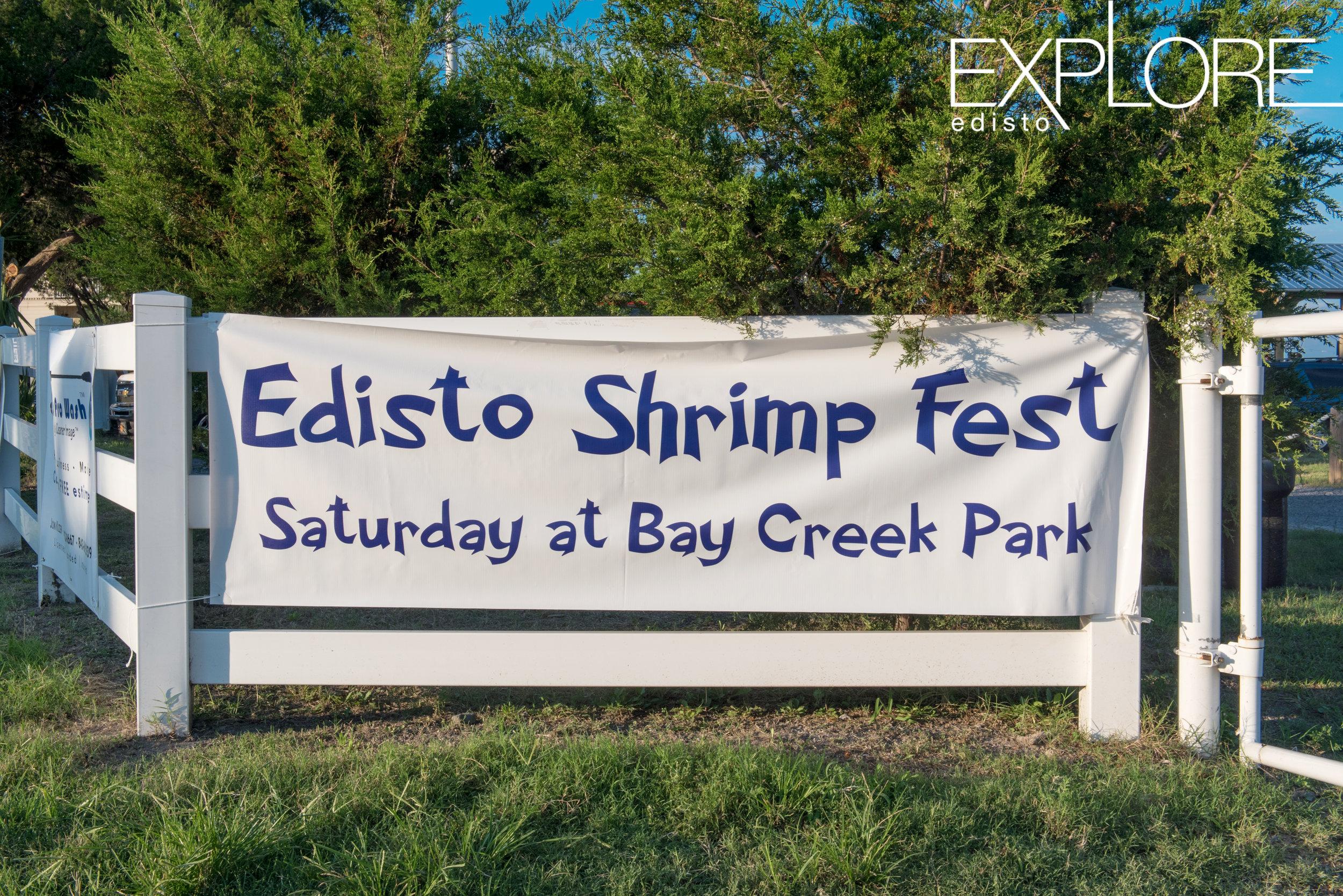 Edisto Shrimp Fest 2016
