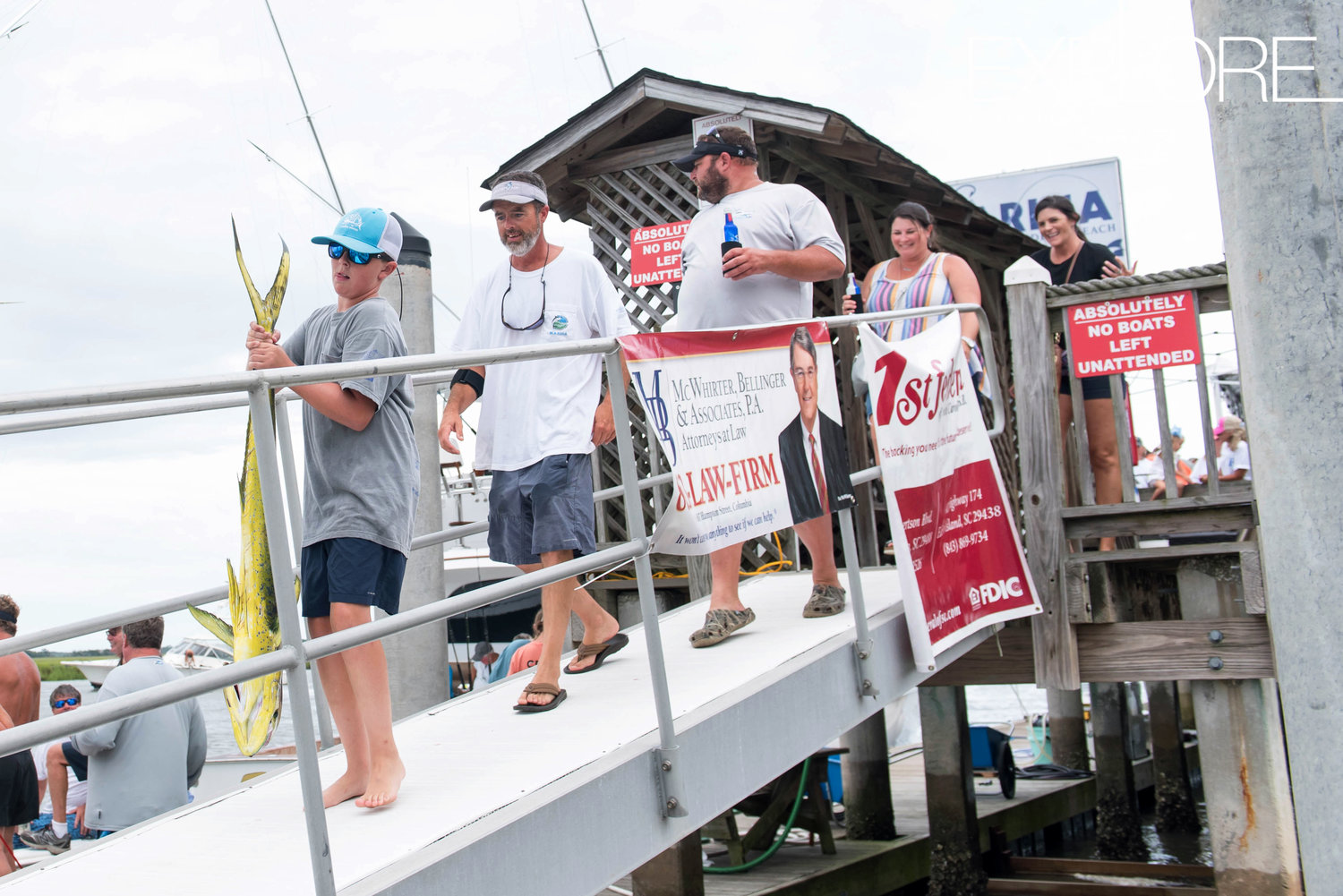 Explore Edisto—2018 Edisto Governor's Cup Billfishing Tournament