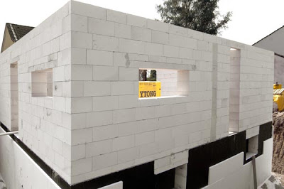 Autoclaved Aerated Concrete — alliance7 - Construction