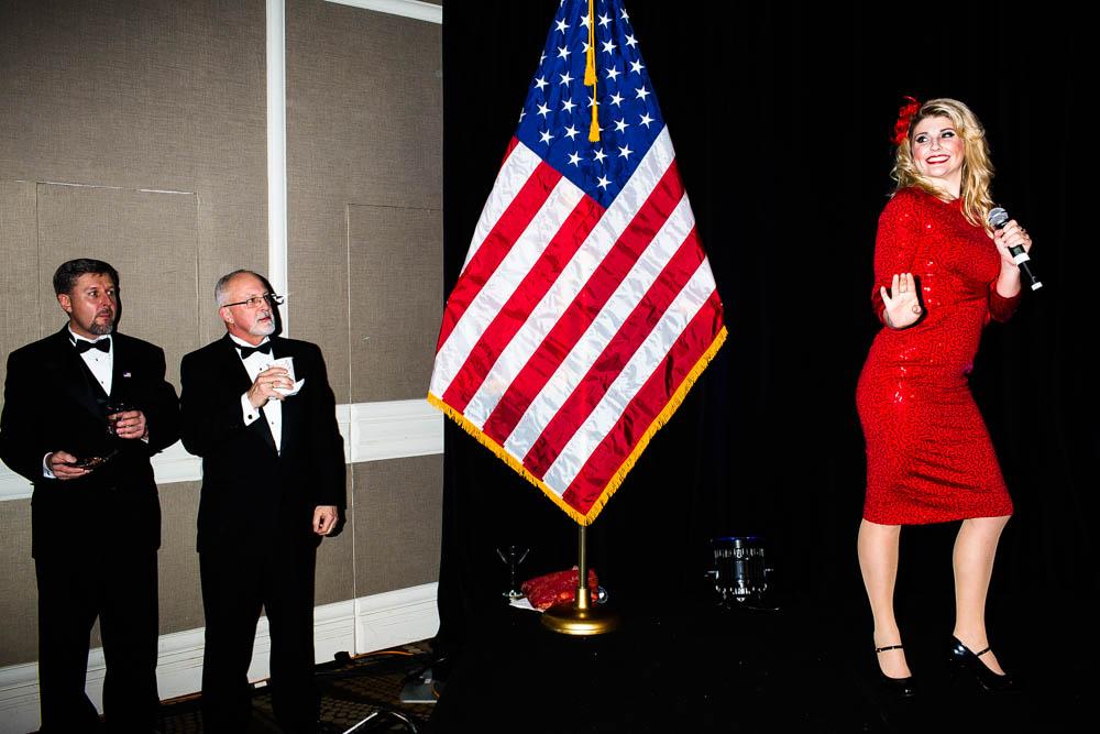 January 20 -  CNN:    Landon shoots President Trump's inauguration and the Veterans Ball