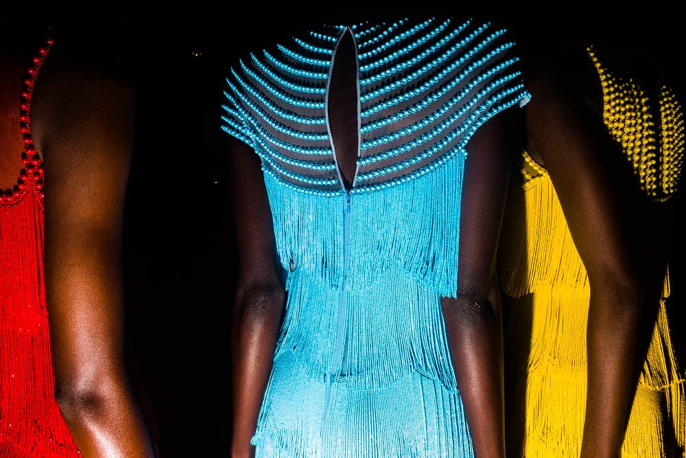 September 16 –  NYT Lens Blog :   Landon's photo from Naeem Khan featured on  The Week In Pictures