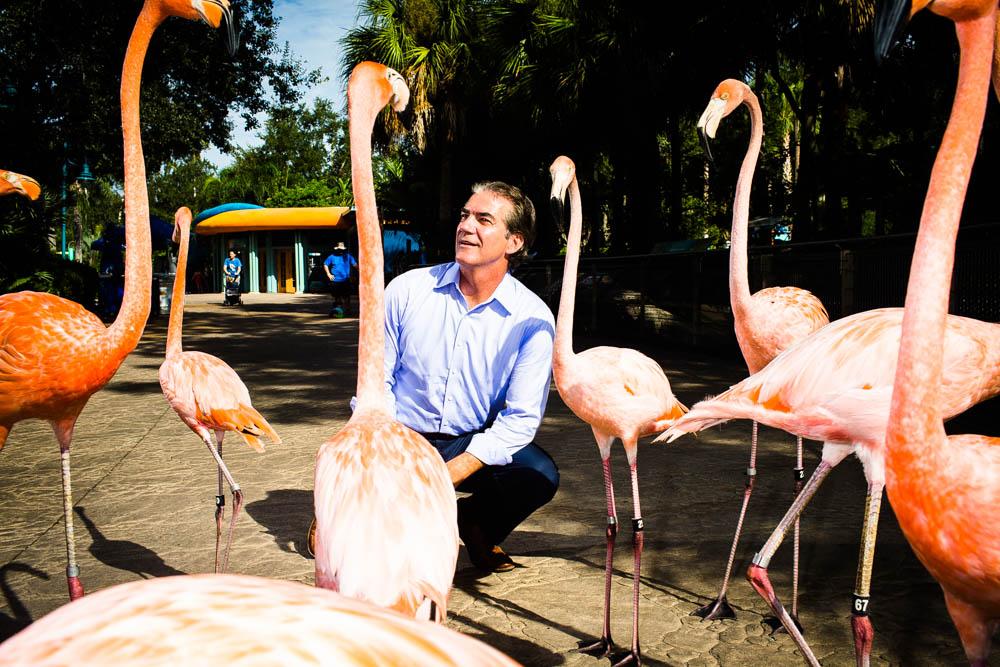 September 14 –  Fortune :   Landon photographs SeaWorld CEO Joel Manby for Fortune