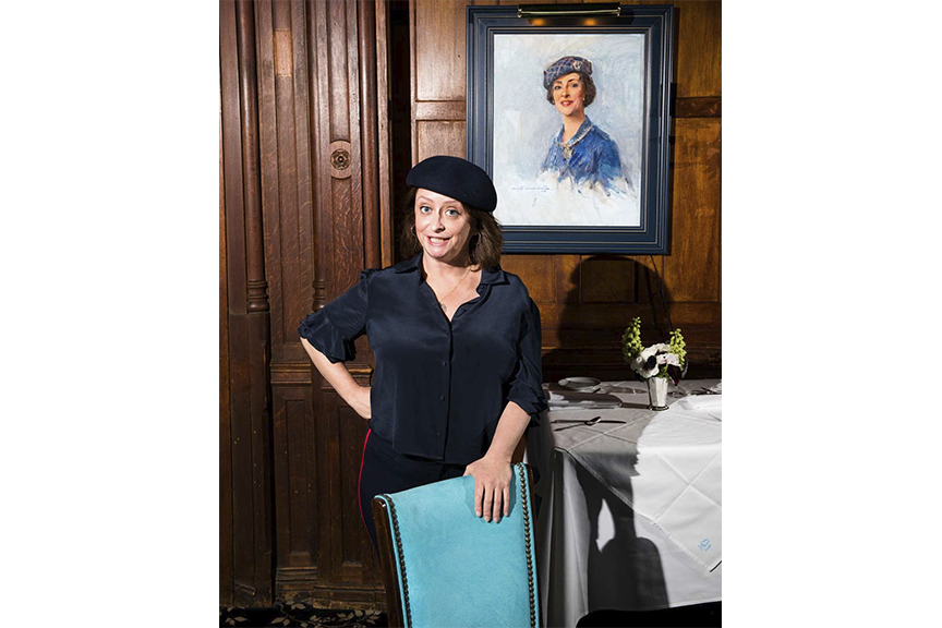 May 14 - New York Magazine   Landon photographs Rachel Dratch for New York Magazine