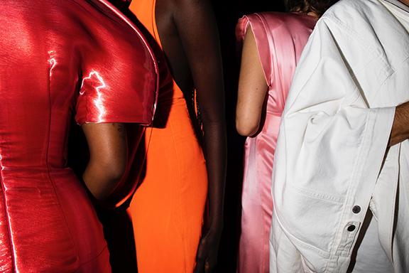 September 5 - Vanity Fair   Landon shoots Vanity Fair's Best Dressed Party
