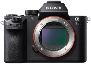 Copy of Sony A7s II