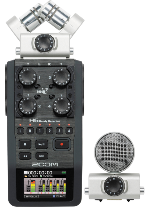 Copy of Zoom H6