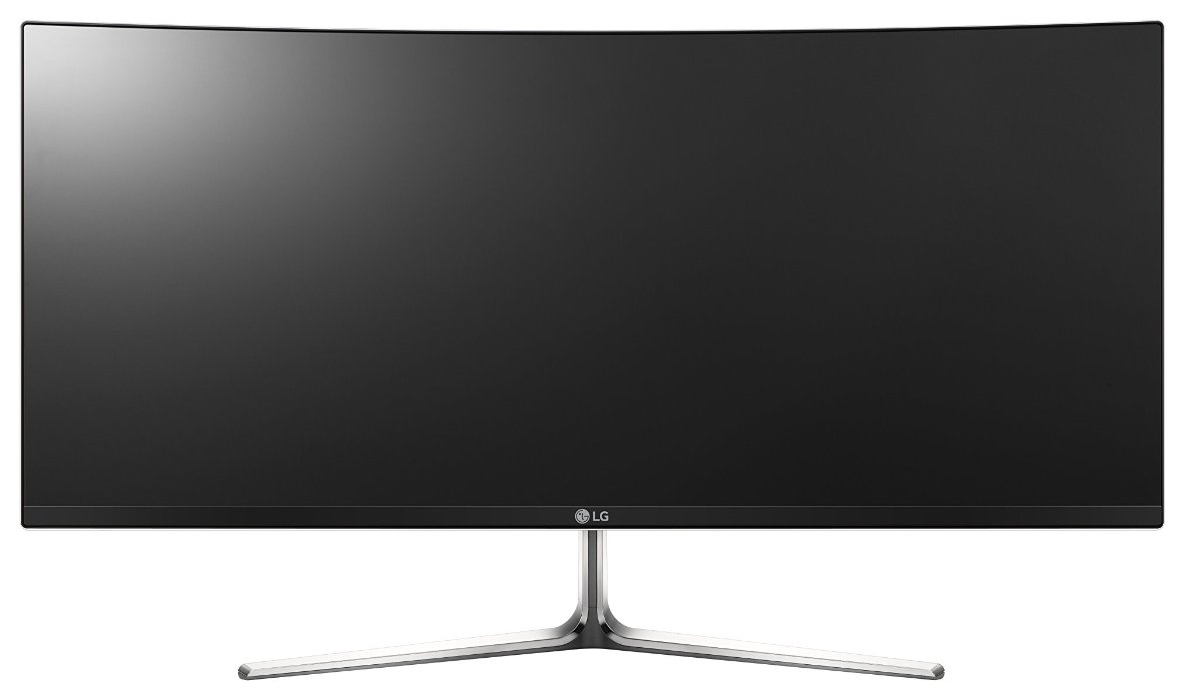 LG Curved 34-Inch Monitor