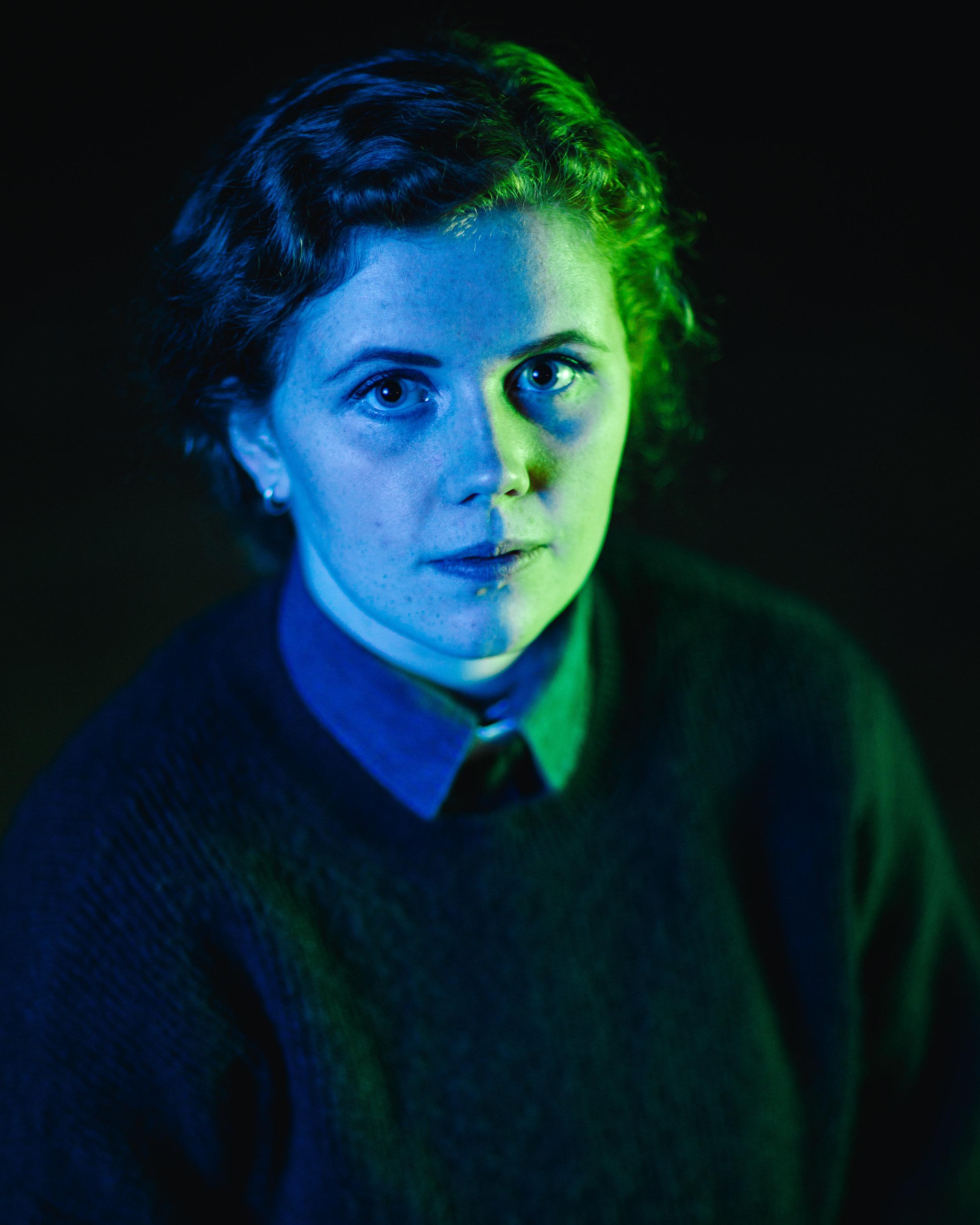 Esmée Cook as Friar Lawrence