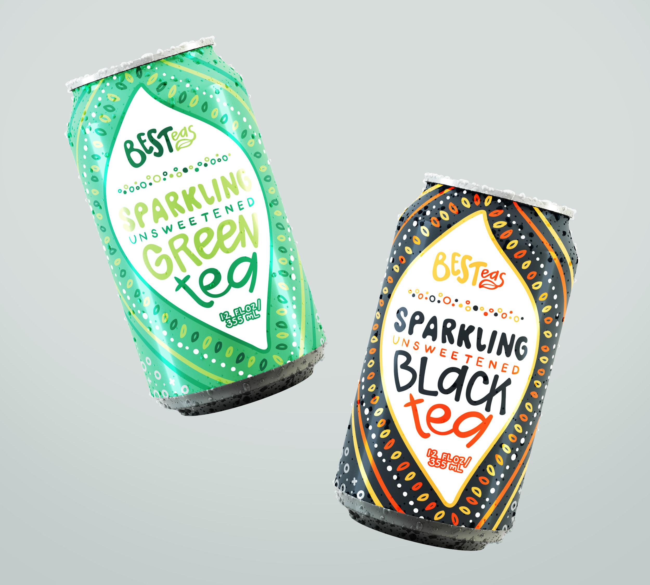 B E S T E A S   branding / packaging