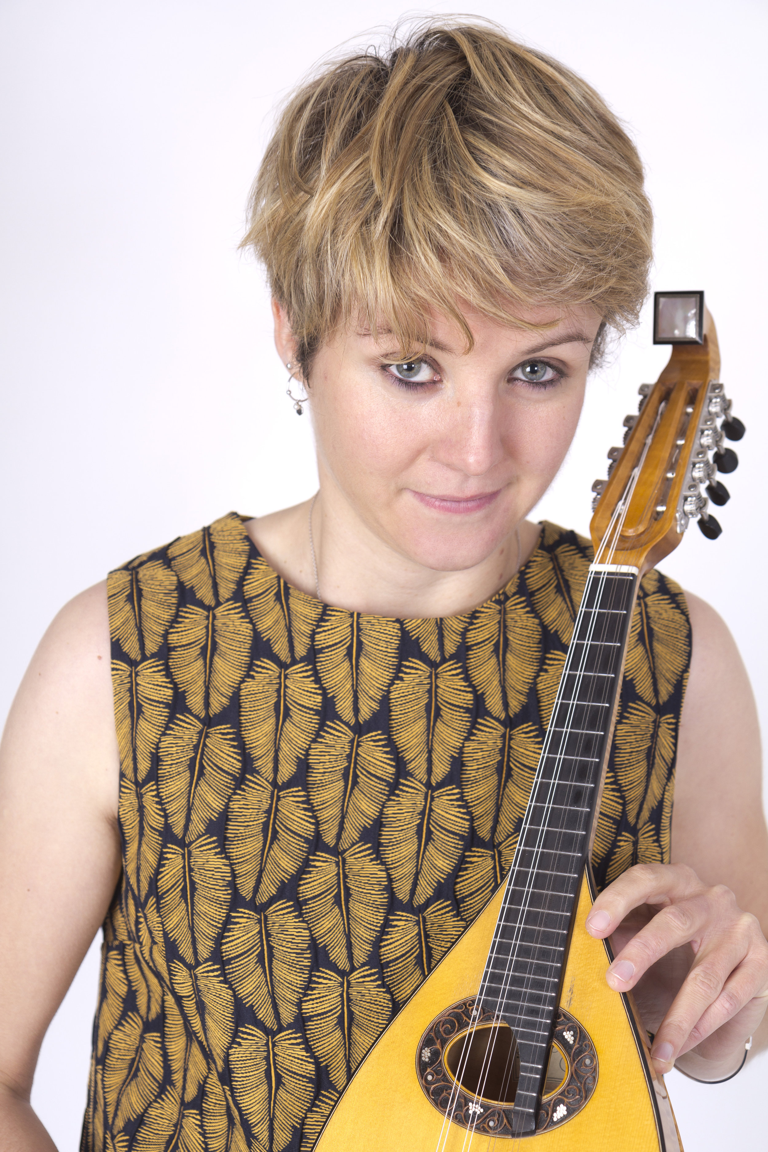 Marie Burou mandolin