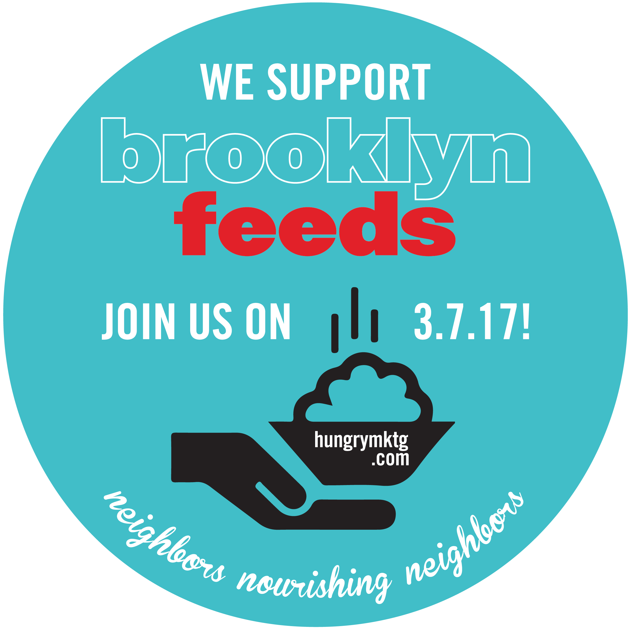 Brooklyn Feeds, 3.7.17, A Day of Action Brought to You by Hungry Marketing