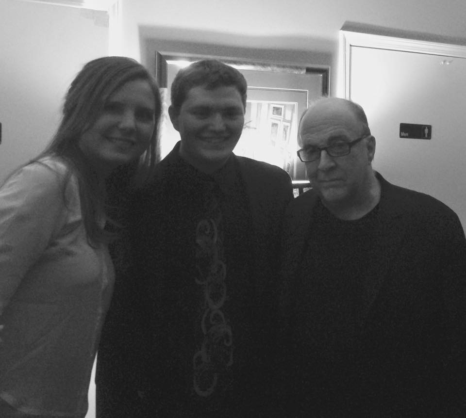 Anne Drummond (Flute) and Lew Soloff