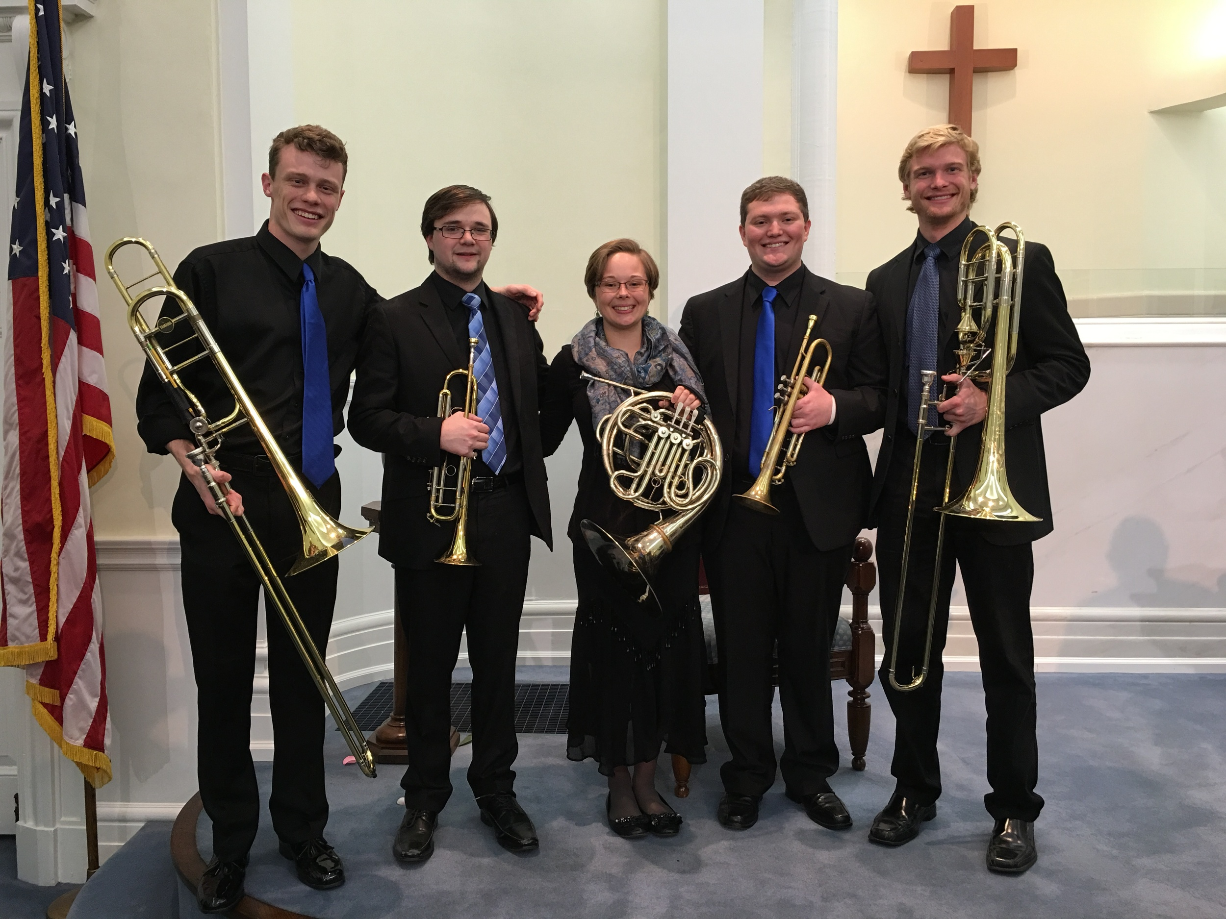 Blue River Brass Quintet