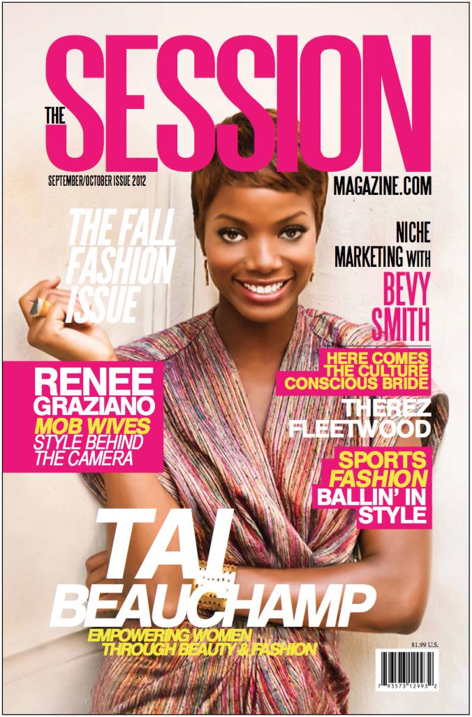 THE SESSION (COVER) September 2012