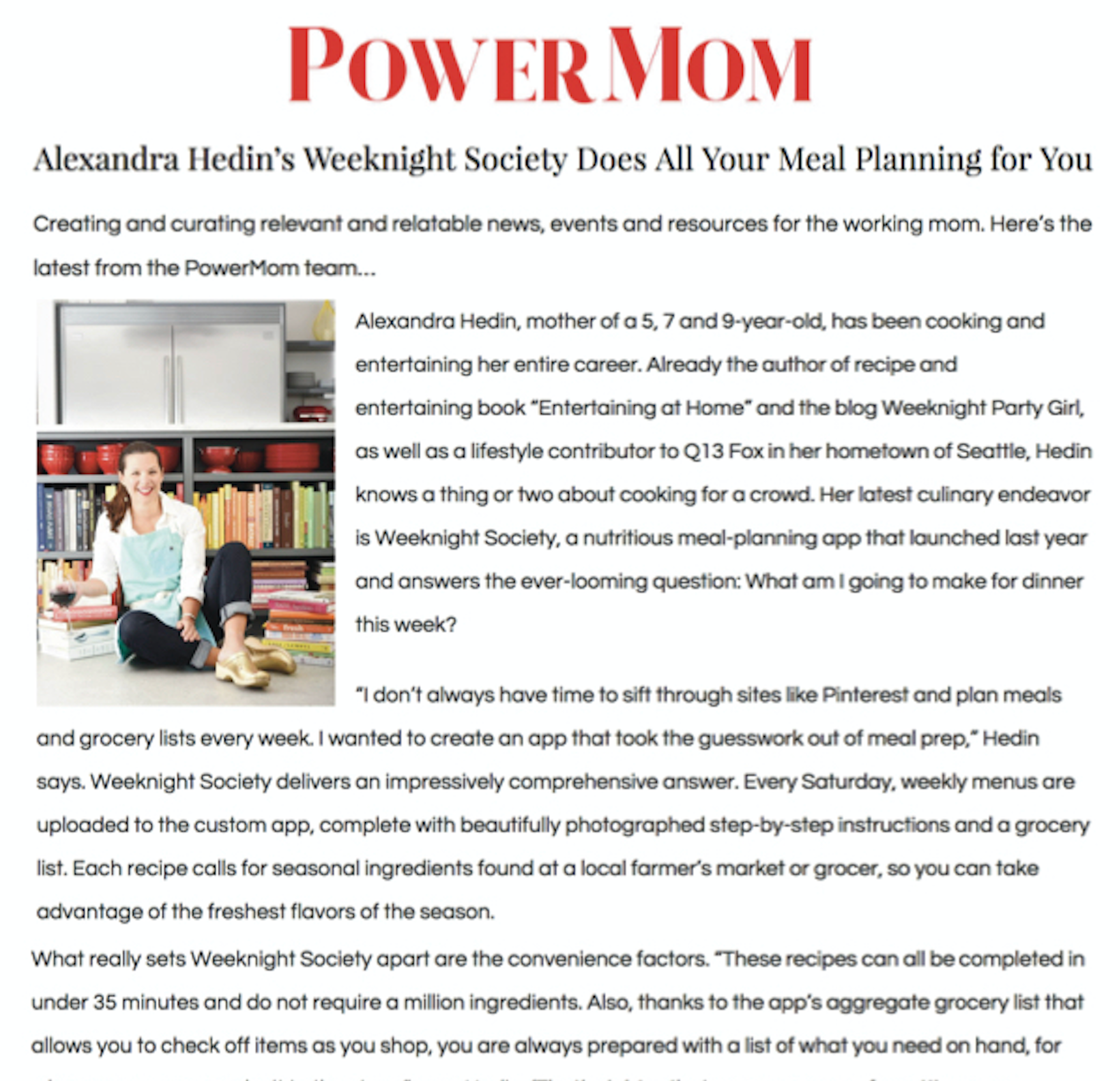 Power Mom - October 2017