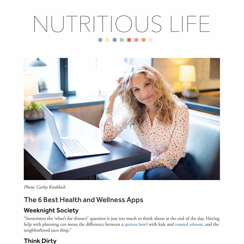 Nutritious Life - October 2017