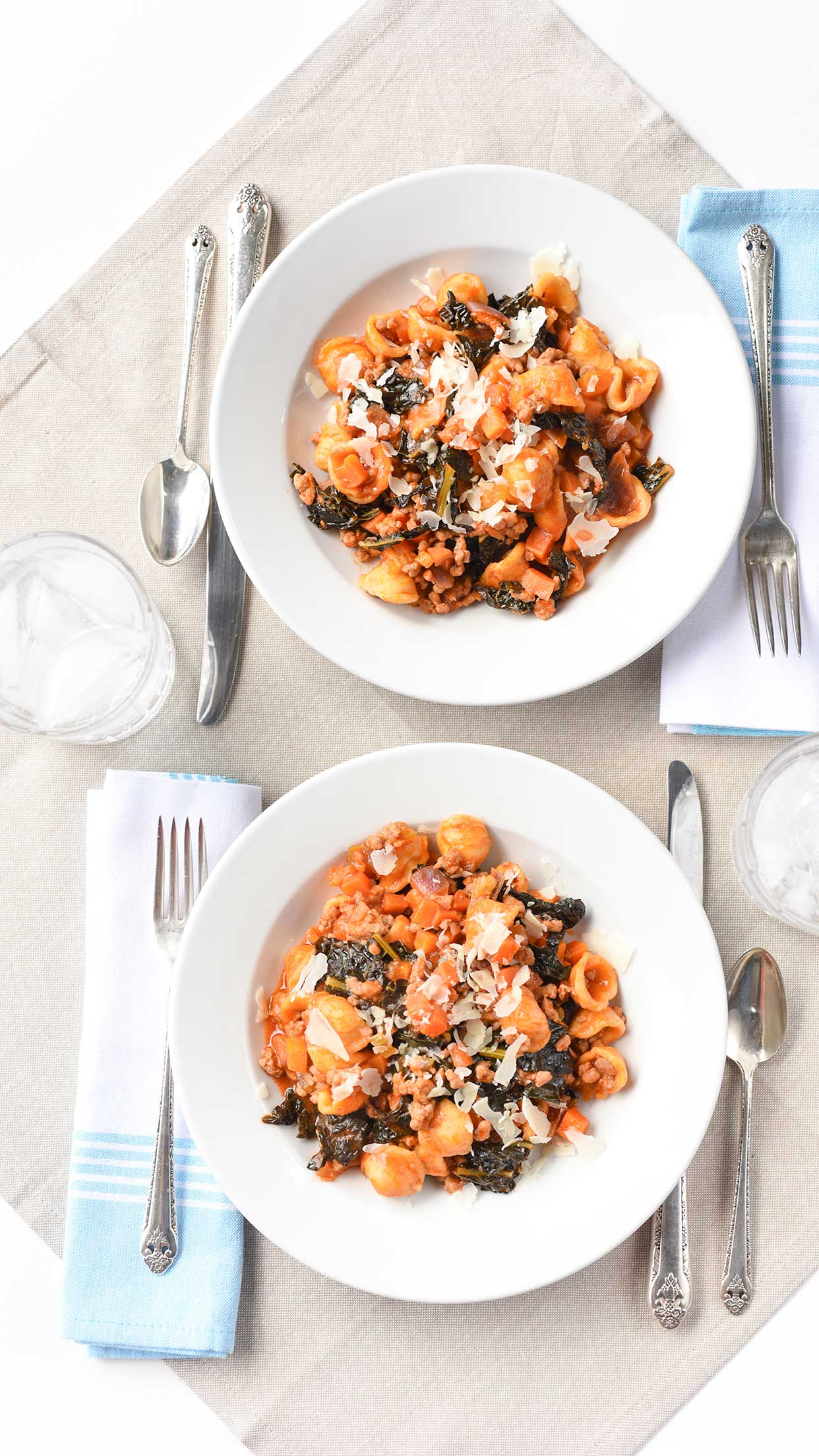 Weeknight Society | Orecchiette Ragu