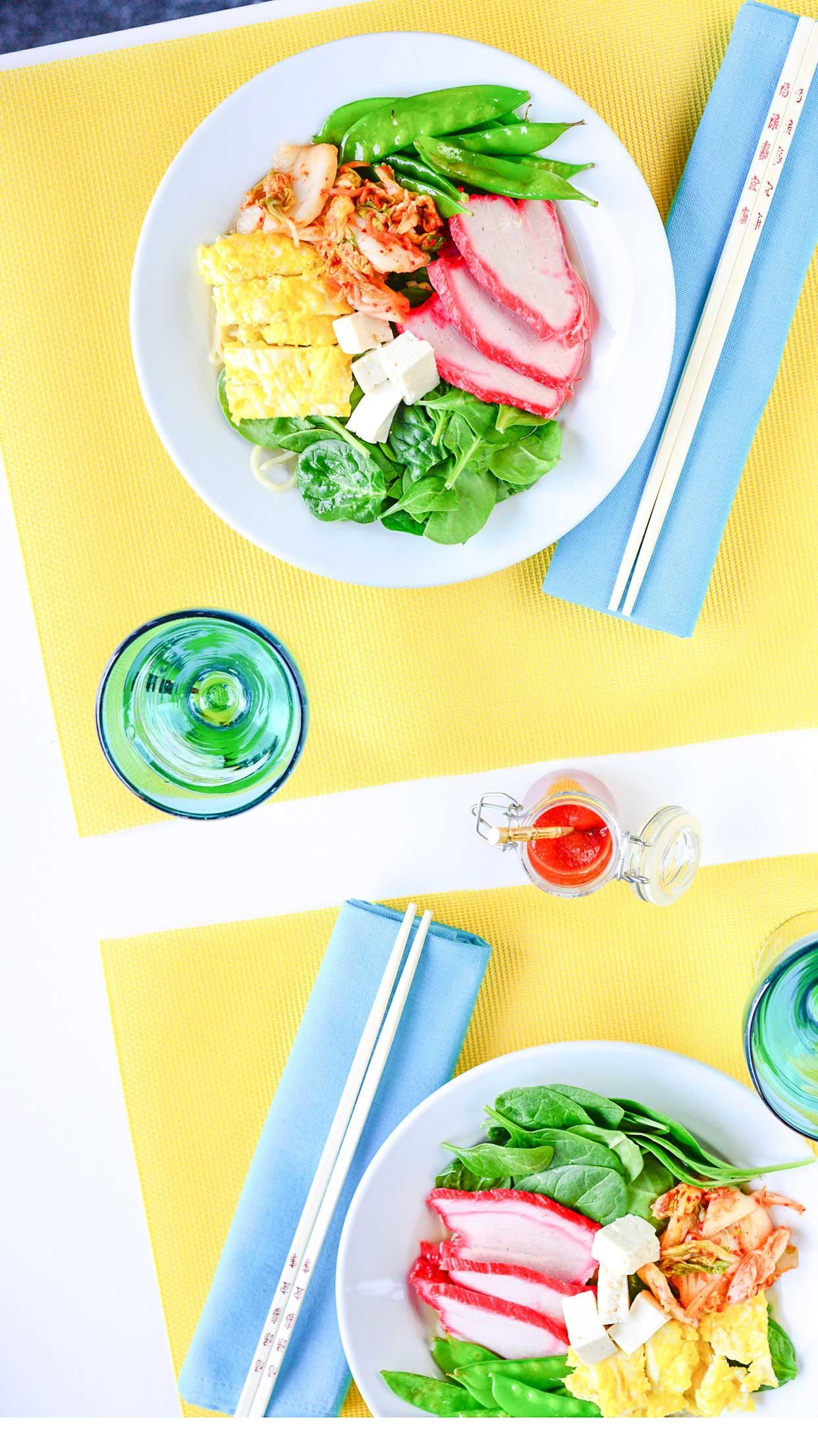 Weeknight Society | Vegetable Ramen