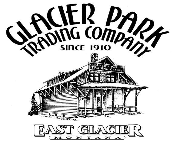 Glacier Park Trading Company - East Glacier, MT - A general store serving the Glacier Community with groceries, gifts, goodies, gear, books and wine since 1910. One of our favorite places! Stop in and pick up the Glacier Park History Game, Cards Against Colonialism or one of our other games!