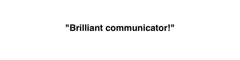 brilliant communicator.jpg