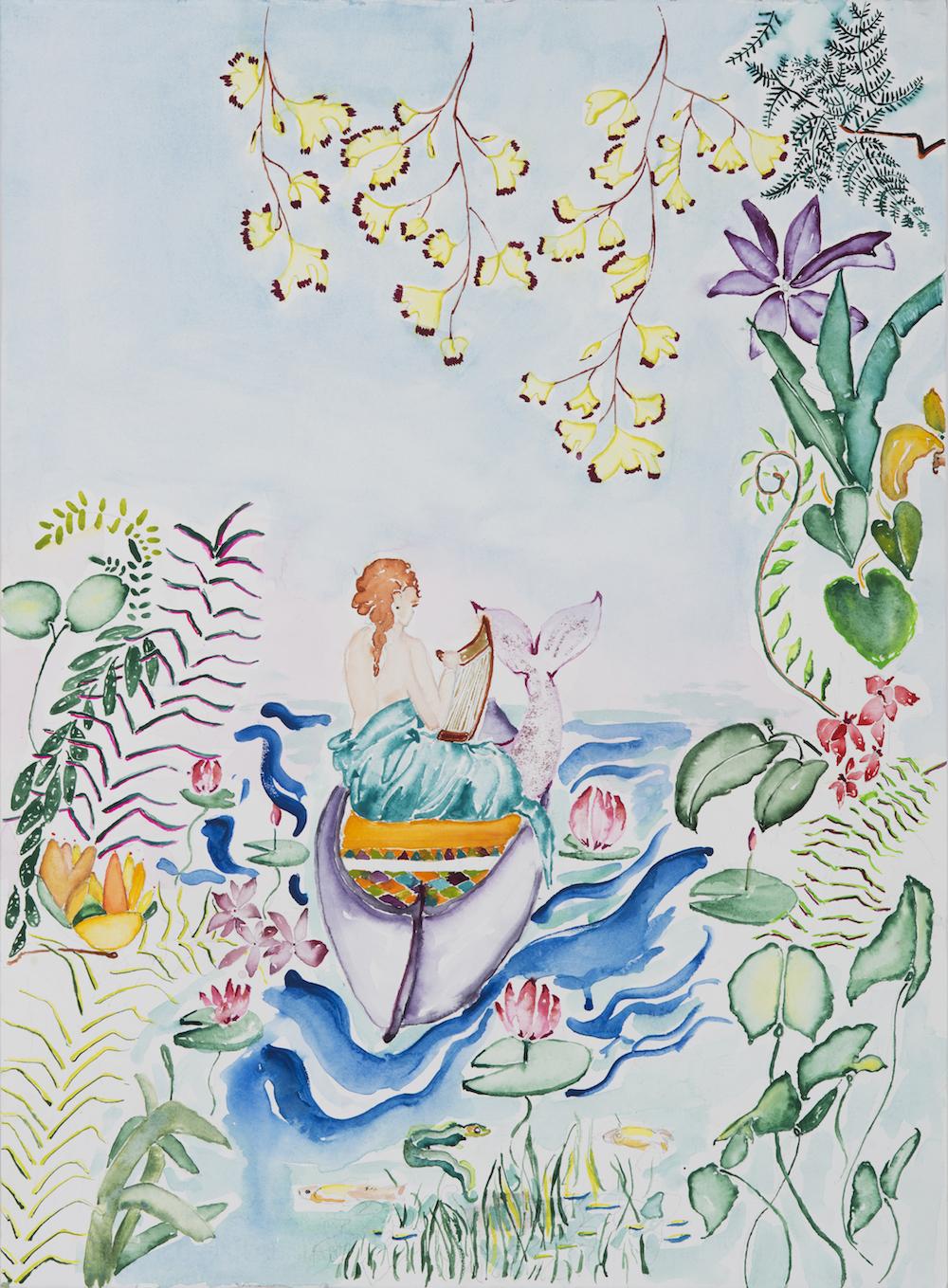 The Mermaid's Song