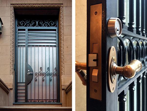 NEW & restored doors & grills