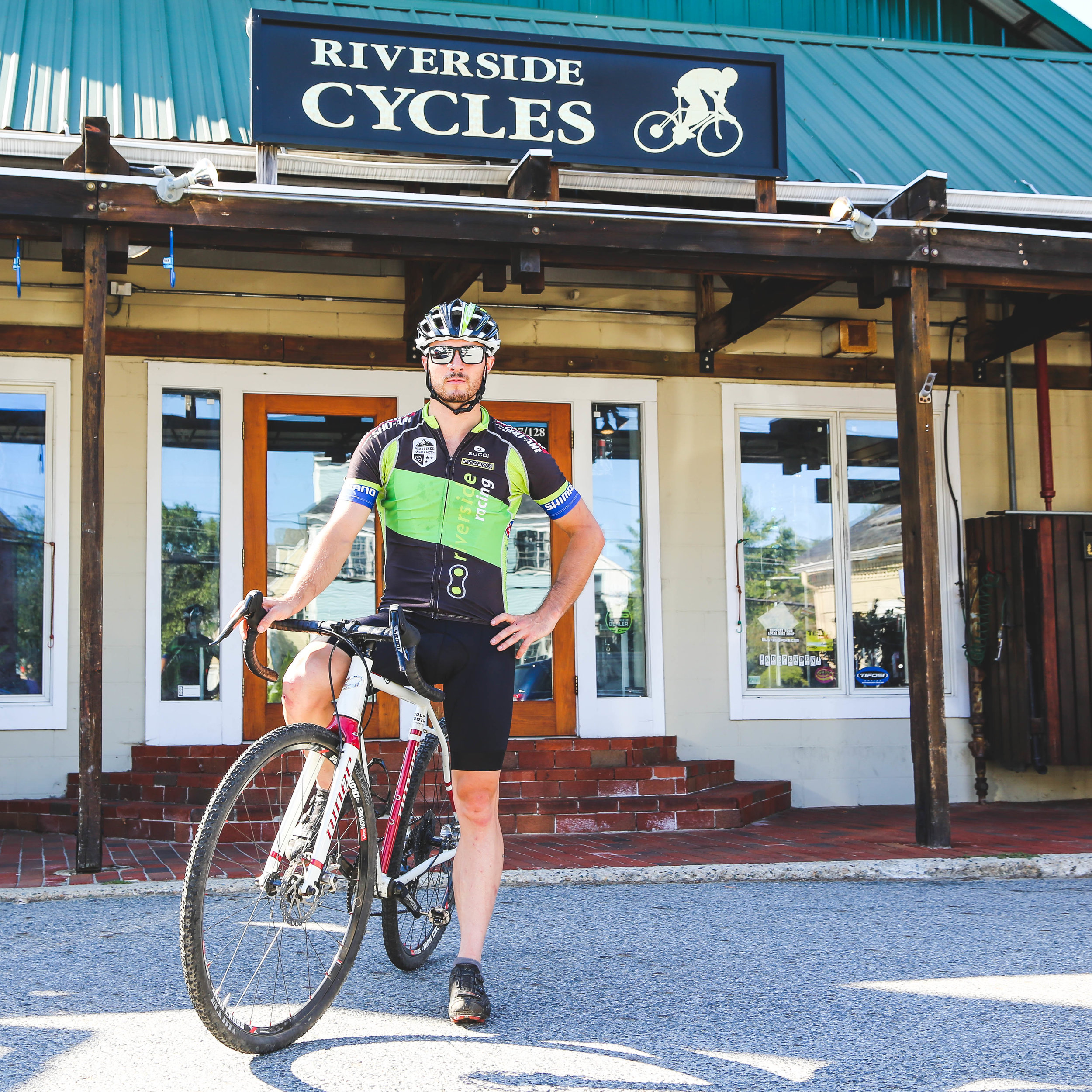 Andy Scott shares his favorite spots to ride and tips on healthy living & Training