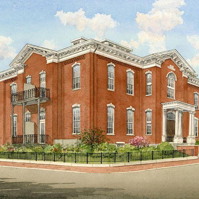 The Condominiums at the Kelley School have come a long way! #progress