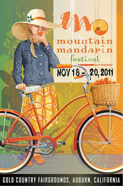 2011 Mountain Mandarin Festival