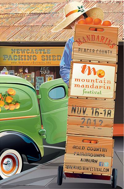 2012 Mountain Mandarin Festival