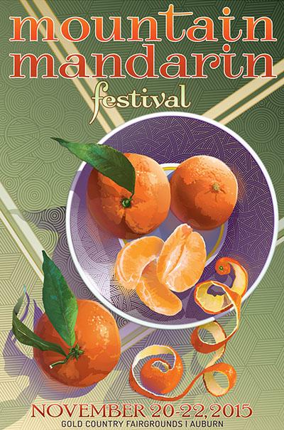 2015 Mountain Mandarin Festival