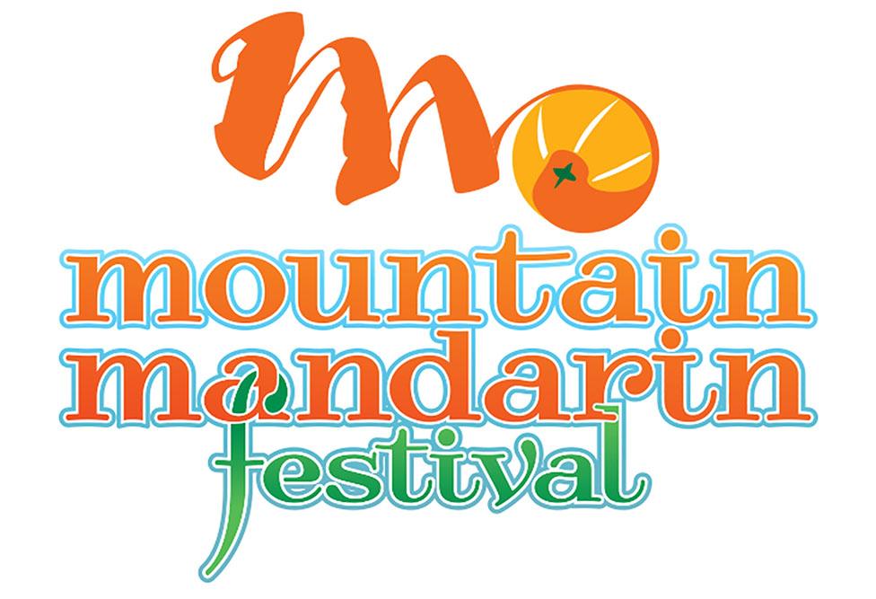 Mountain Mandarin Festival logo
