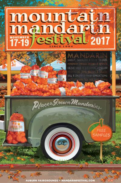 2017 Mountain Mandarin Festival