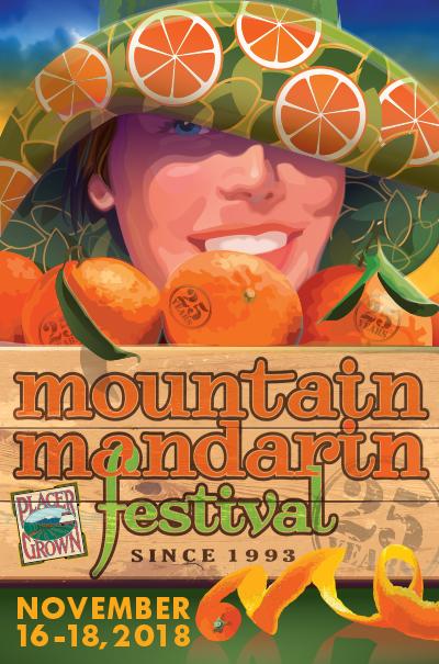 2018 Mountain Mandarin Festival Special Edition