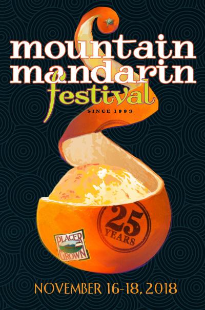 2018 Mountain Mandarin Festival 25th Anniversary
