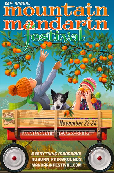 2019 Mountain Mandarin Festival