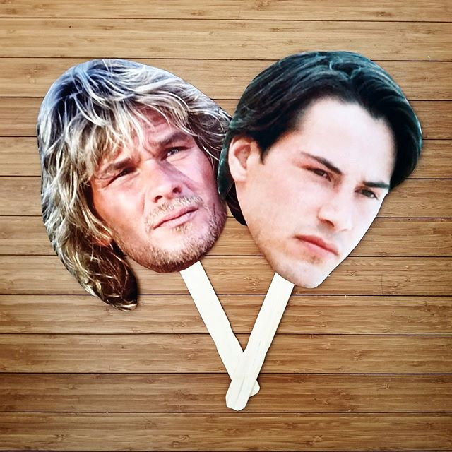 Excited for the our Point Break Wedding this coming Saturday! These handsome gents will be making their debut! We offer custom printed Head Props with with your reservation!  #photoboothprops #photobooth #photoboothla #photoboothoc #bestphotobooth #photoboothprints #laphotobooth #laphotoboothrentals #orangecountyphotobooth #weddingphotobooth #customphotoboothprops